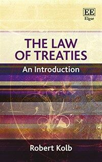 The law of treaties : an introduction