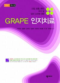 (고립, 방황, 혼란, 착각 및 낯선 소리에 대한) GRAPE 인지치료. [1], 전문가 매뉴얼