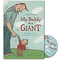 My Daddy is a Giant (Book 1권 + CD 1장)