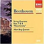 [중고] 베토벤 : 현악사중주 작품 59 1, 2번 '라주모프스키'