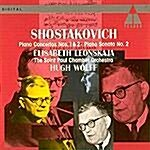[수입] 쇼스타코비치 : 피아노 협주곡 1, 2번 & 피아노 소나타 2번