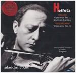 [수입] 브루흐 : 바이올린 협주곡 1번, 스코틀랜드 환상곡 / 비외탕 : 바이올린 협주곡 5번