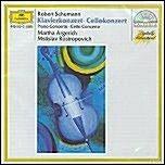 [수입] 슈만 : 피아노 협주곡 Op. 54 & 첼로 협주곡 Op. 129