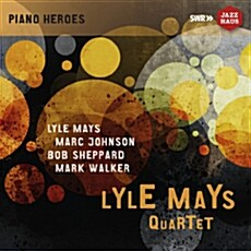 [수입] Lyle Mays Quartet - The Ludwigsburg Concert [2CD Digipak]