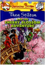 Thea Stilton and the Cherry Blossom Adventure: A Geronimo Stilton Adventure (Paperback)