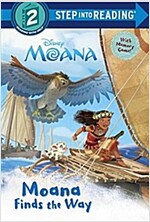 Moana Finds the Way (Disney Moana) (Paperback)