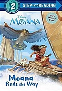 Moana Finds the Way (Disney Moana) (Paperback)