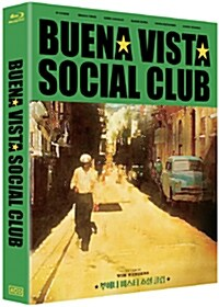 [블루레이] 부에나 비스타 소셜 클럽 : 1000장 한정판 콤보팩 (2disc: BD+DVD)