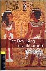Oxford Bookworms Library: Level 1:: The Boy-King Tutankhamun (Paperback)