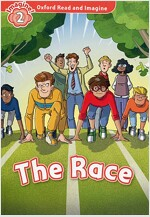 Oxford Read and Imagine: Level 2:: The Race audio CD pack (Paperback)