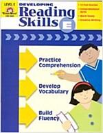 EM Developing Reading Skills E : Student Book (Paperback + CD)