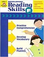EM Developing Reading Skills F : Student Book (Paperback + CD)