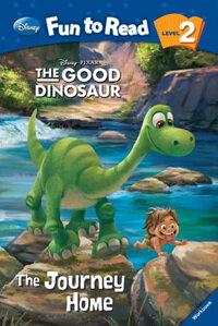 (The)Good dinosaur : the journey home