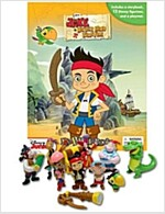 My Busy Books: Jake & the Never Land Pirates (미니피규어 12개 포함) (Hardcover)