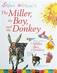 [베오영] The Miller, the Boy and the Donkey (Paperback + CD 1장)