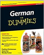 German for Dummies [With CD (Audio)] (Hardcover, 2)