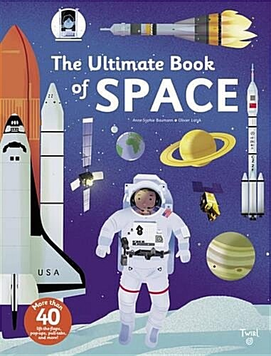 The Ultimate Book of Space (Hardcover)