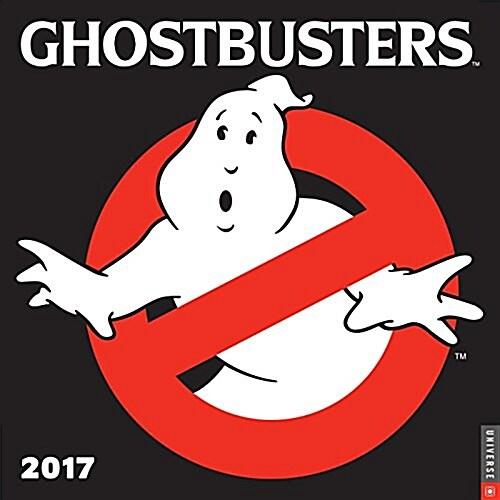 Ghostbusters Wall Calendar (Wall, 2017)