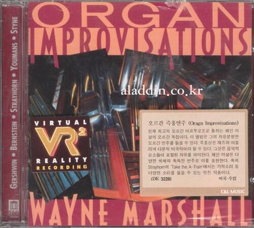 [수입] 웨인 마샬 : 오르간 즉흥연주