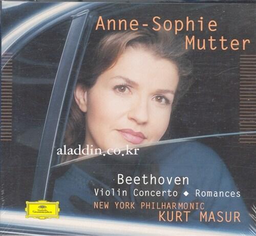 [수입] 베토벤 : 바이올린 협주곡 & 로망스