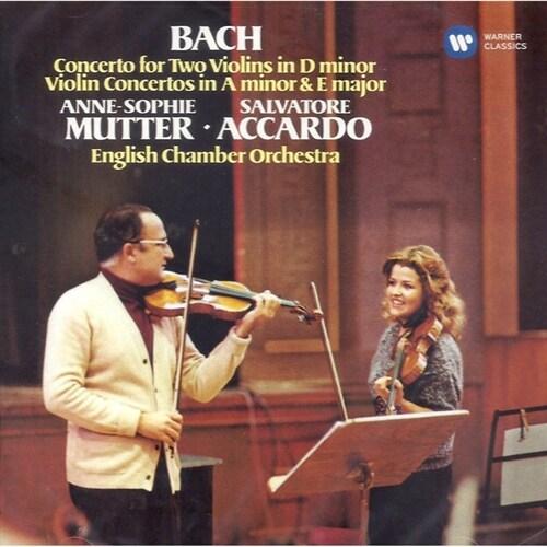 [수입] 바흐 : 바이올린 협주곡 BWV1041-1043
