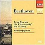 [중고] EMI 레드라인 - 베토벤 : 현악 사중주 9 '라주모프스키' & 10번