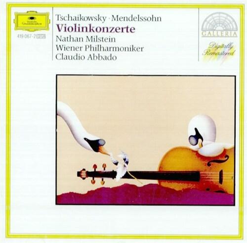 [수입] 차이코프스키 & 멘델스존 : 바이올린 협주곡