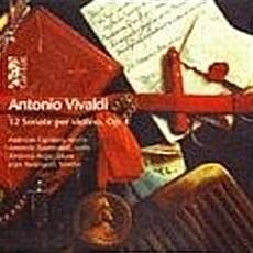 [수입] 비발디 : 바이올린 소나타 전곡 [2CD]