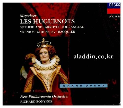 [수입] 마이어베어 : Les Huguenots