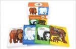 Brown Bear & Friends Little Bear Library (Hardcover)