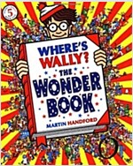 Where's Wally? The Wonder Book (Paperback)