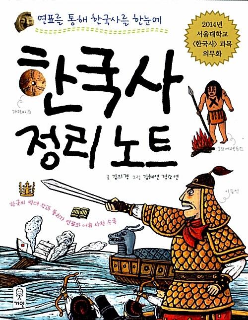 한국사 정리 노트