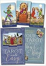Tarot Made Easy: Your Tarot Your Way (78 Cards + Book)