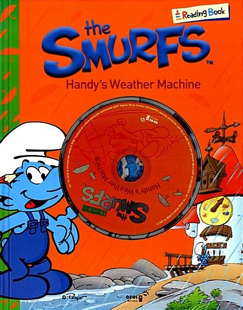 Handys Weather Machine (책 + CD 1장)