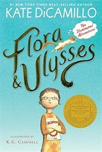 Flora and Ulysses: The Illuminated Adventures (Paperback)