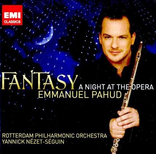 [수입] 엠마뉘엘 파후드 - 판타지: 오페라의 밤