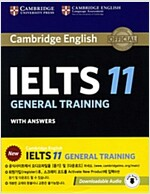 Cambridge IELTS 11 General Training Student's Book with answers with Audio : Authentic Examination Papers (Package)