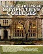 Barron's Guide to the Most Competitive Colleges (Paperback, 7th)