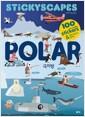 스티커 세상 풍경 : 극지방