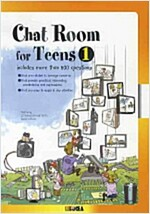 Chat Room For Teens. 1 (MP3 CD 1장)