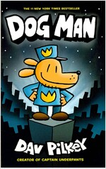 Dog Man #1 (Hardcover)
