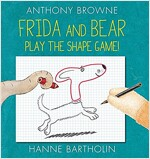 Frida and Bear Play the Shape Game! (Hardcover)