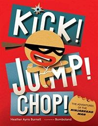 Kick! jump! chop! 상세보기