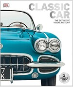 Classic Car: The Definitive Visual History (Hardcover)