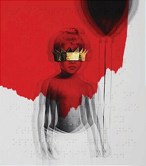 Rihanna - A N T I [Deluxe Edition][수입재가공]