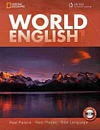 World English 1 (Paperback + CD)