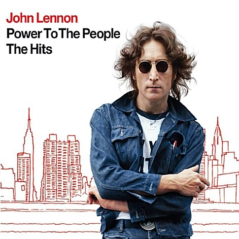 [수입] John Lennon - Power To The People : The Hits [CD+DVD][2010 New Best Album]