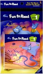 Disney Fun to Read 1 : As You Wish (Paperback + Workbook + Audio CD)