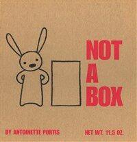 노부영 Not a Box (Hardcover + CD)