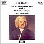 [수입] J.S. Bach : The Well-Tempered Clavier, Book 2